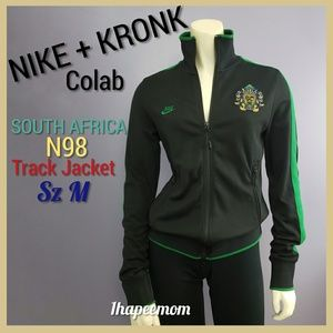 Nike x Kronk Colab Rare South Africa